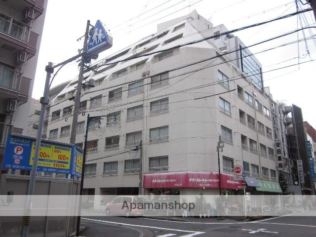 愛知県名古屋市中区、伏見駅徒歩5分の築43年 9階建の賃貸マンション