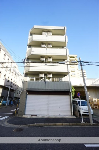 愛知県名古屋市中区、金山駅徒歩10分の築11年 5階建の賃貸マンション