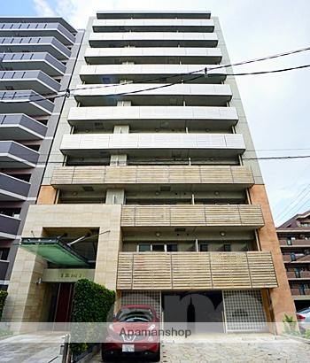 愛知県名古屋市東区、新栄町駅徒歩8分の築11年 11階建の賃貸マンション