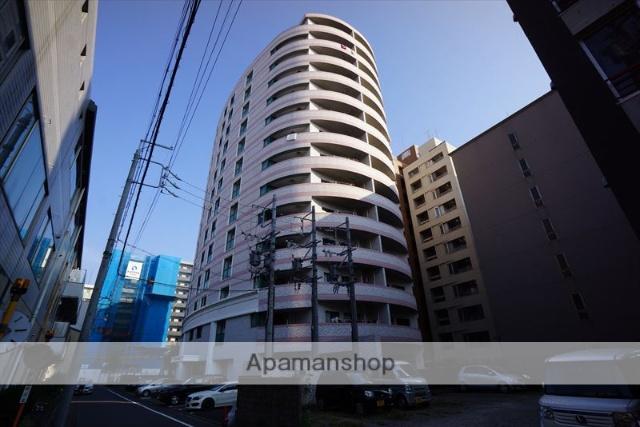 愛知県名古屋市中区、鶴舞駅徒歩15分の築9年 14階建の賃貸マンション
