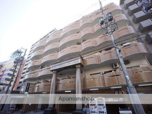 愛知県名古屋市中川区、山王駅徒歩14分の築28年 12階建の賃貸マンション