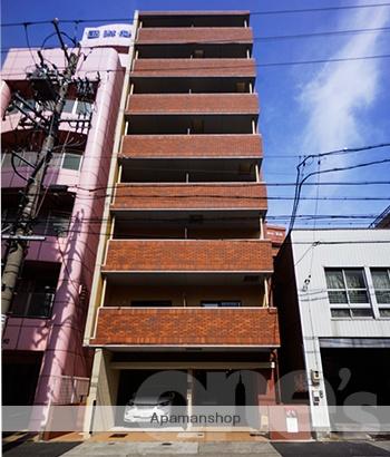 愛知県名古屋市中区、金山駅徒歩7分の築4年 8階建の賃貸マンション