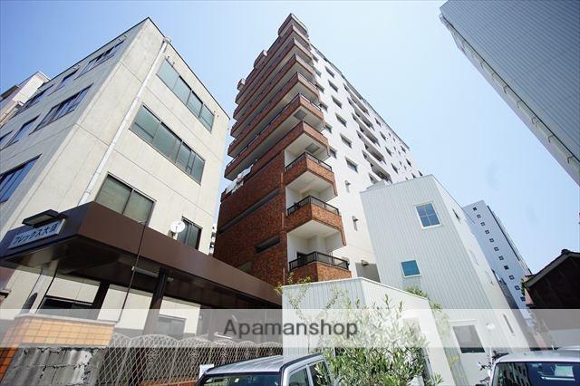 愛知県名古屋市中区、東別院駅徒歩9分の築28年 11階建の賃貸マンション