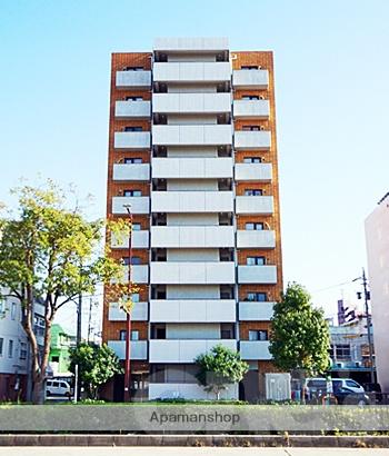 愛知県名古屋市東区、森下駅徒歩6分の築12年 10階建の賃貸マンション