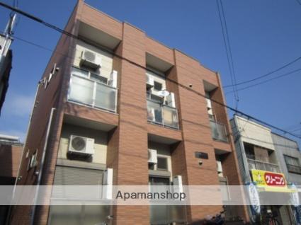愛知県名古屋市中川区、山王駅徒歩8分の築8年 2階建の賃貸アパート