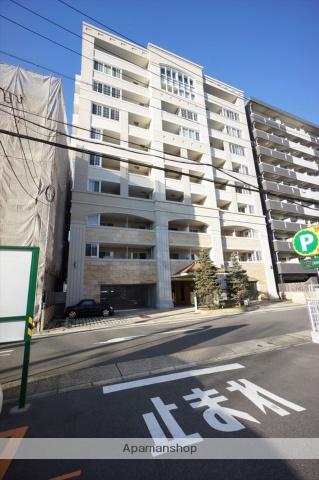 愛知県名古屋市中村区、山王駅徒歩13分の築5年 10階建の賃貸マンション