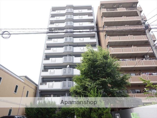 愛知県名古屋市東区、森下駅徒歩8分の築31年 11階建の賃貸マンション