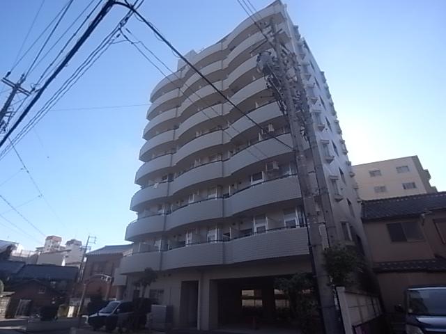 愛知県名古屋市中区、鶴舞駅徒歩14分の築26年 10階建の賃貸マンション