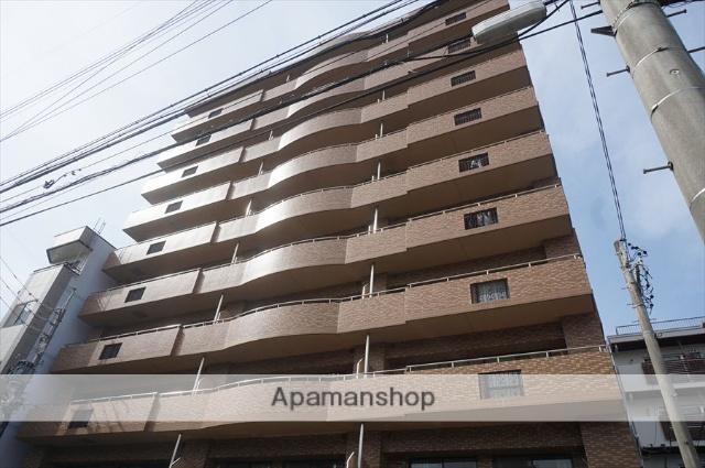 愛知県名古屋市中区、金山駅徒歩6分の築18年 10階建の賃貸マンション