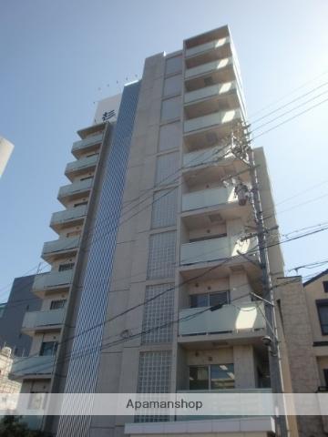 愛知県名古屋市中区、金山駅徒歩5分の築10年 10階建の賃貸マンション