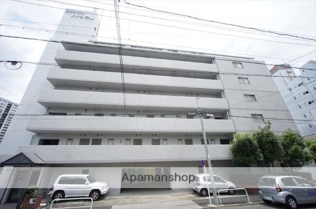 愛知県名古屋市中区、尾頭橋駅徒歩14分の築27年 7階建の賃貸マンション