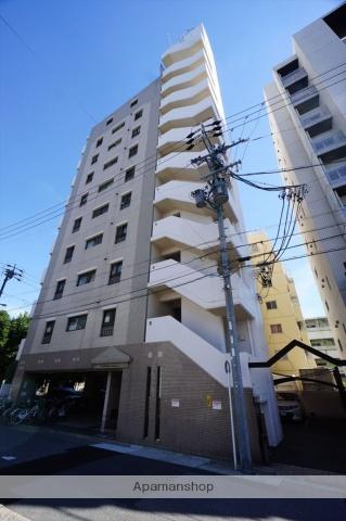 愛知県名古屋市中区、金山駅徒歩14分の築30年 11階建の賃貸マンション