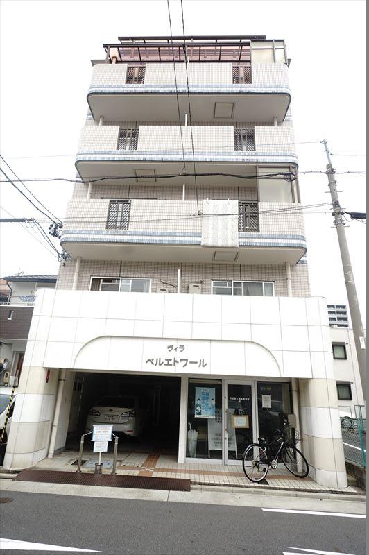 愛知県名古屋市中区、東別院駅徒歩8分の築29年 6階建の賃貸マンション