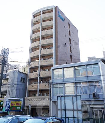 愛知県名古屋市中区、新栄町駅徒歩10分の築5年 10階建の賃貸マンション