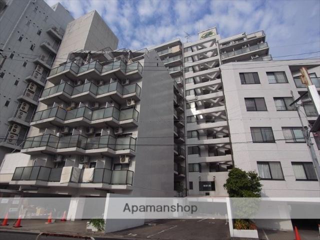 愛知県名古屋市中区、新栄町駅徒歩10分の築24年 12階建の賃貸マンション
