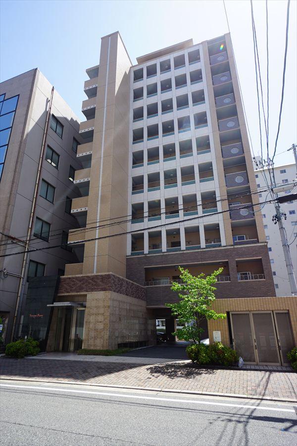 愛知県名古屋市中区、鶴舞駅徒歩10分の築10年 10階建の賃貸マンション