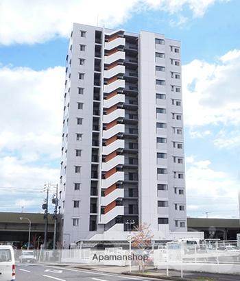 愛知県名古屋市東区、平安通駅徒歩10分の築9年 14階建の賃貸マンション