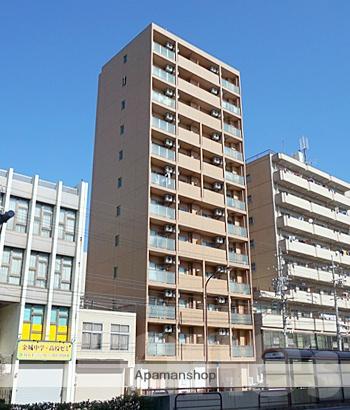 愛知県名古屋市東区、東大手駅徒歩12分の築5年 12階建の賃貸マンション