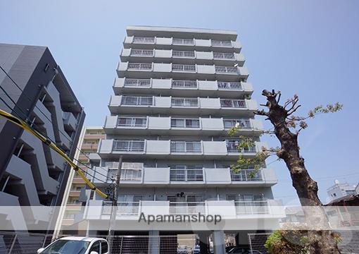 愛知県名古屋市中区、金山駅徒歩7分の築38年 10階建の賃貸マンション