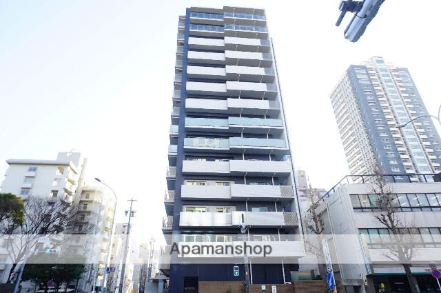 愛知県名古屋市中区、鶴舞駅徒歩9分の築5年 14階建の賃貸マンション
