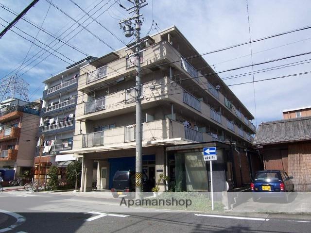 愛知県名古屋市千種区、千種駅徒歩9分の築37年 4階建の賃貸マンション