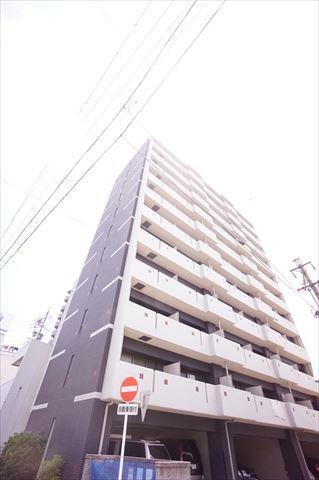 愛知県名古屋市中村区、山王駅徒歩11分の築9年 11階建の賃貸マンション