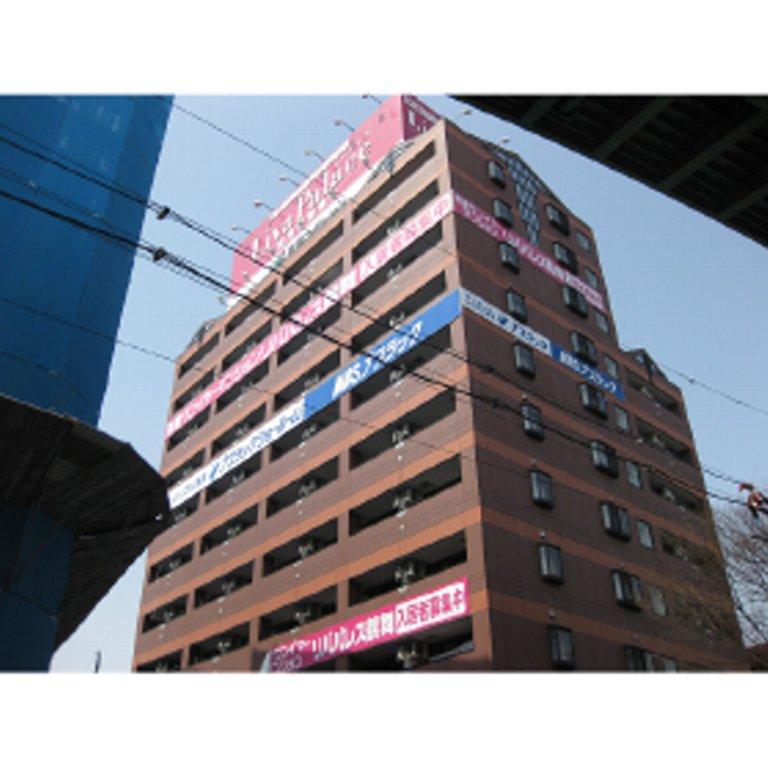 愛知県名古屋市昭和区、鶴舞駅徒歩9分の築10年 11階建の賃貸マンション