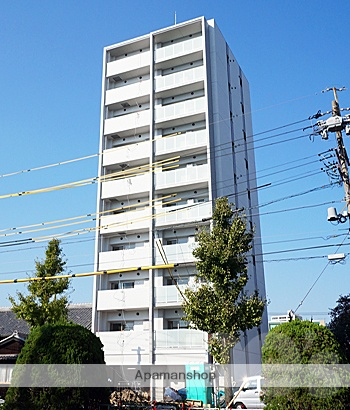 愛知県名古屋市北区、上飯田駅徒歩12分の築2年 10階建の賃貸マンション