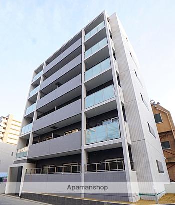 愛知県名古屋市中区、鶴舞駅徒歩14分の築1年 6階建の賃貸マンション