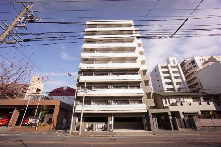 愛知県名古屋市中区、東別院駅徒歩6分の築11年 10階建の賃貸マンション