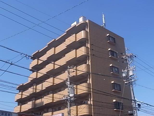 愛知県名古屋市北区、東大手駅徒歩3分の築23年 7階建の賃貸マンション