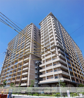 愛知県名古屋市中村区、名鉄名古屋駅徒歩13分の築2年 19階建の賃貸マンション