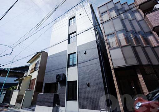 愛知県名古屋市中村区、名古屋駅徒歩8分の新築 4階建の賃貸マンション