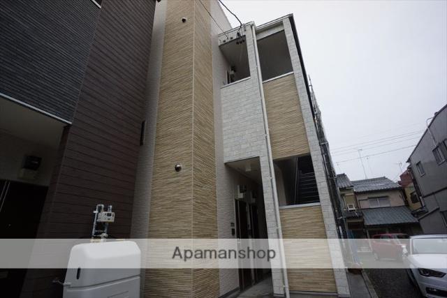 愛知県名古屋市東区、森下駅徒歩18分の新築 2階建の賃貸アパート
