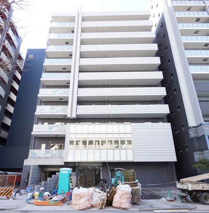 愛知県名古屋市中区、栄町駅徒歩7分の新築 10階建の賃貸マンション