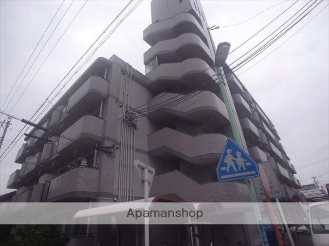 愛知県名古屋市中川区、尾頭橋駅徒歩12分の築24年 6階建の賃貸マンション