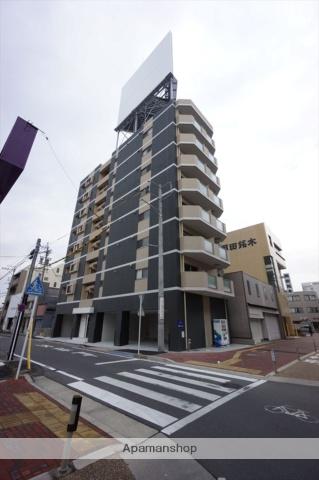愛知県名古屋市中川区、尾頭橋駅徒歩9分の新築 8階建の賃貸マンション