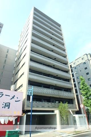 愛知県名古屋市中区、新栄町駅徒歩6分の築2年 13階建の賃貸マンション