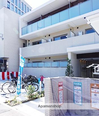 愛知県名古屋市東区、新栄町駅徒歩13分の新築 3階建の賃貸マンション