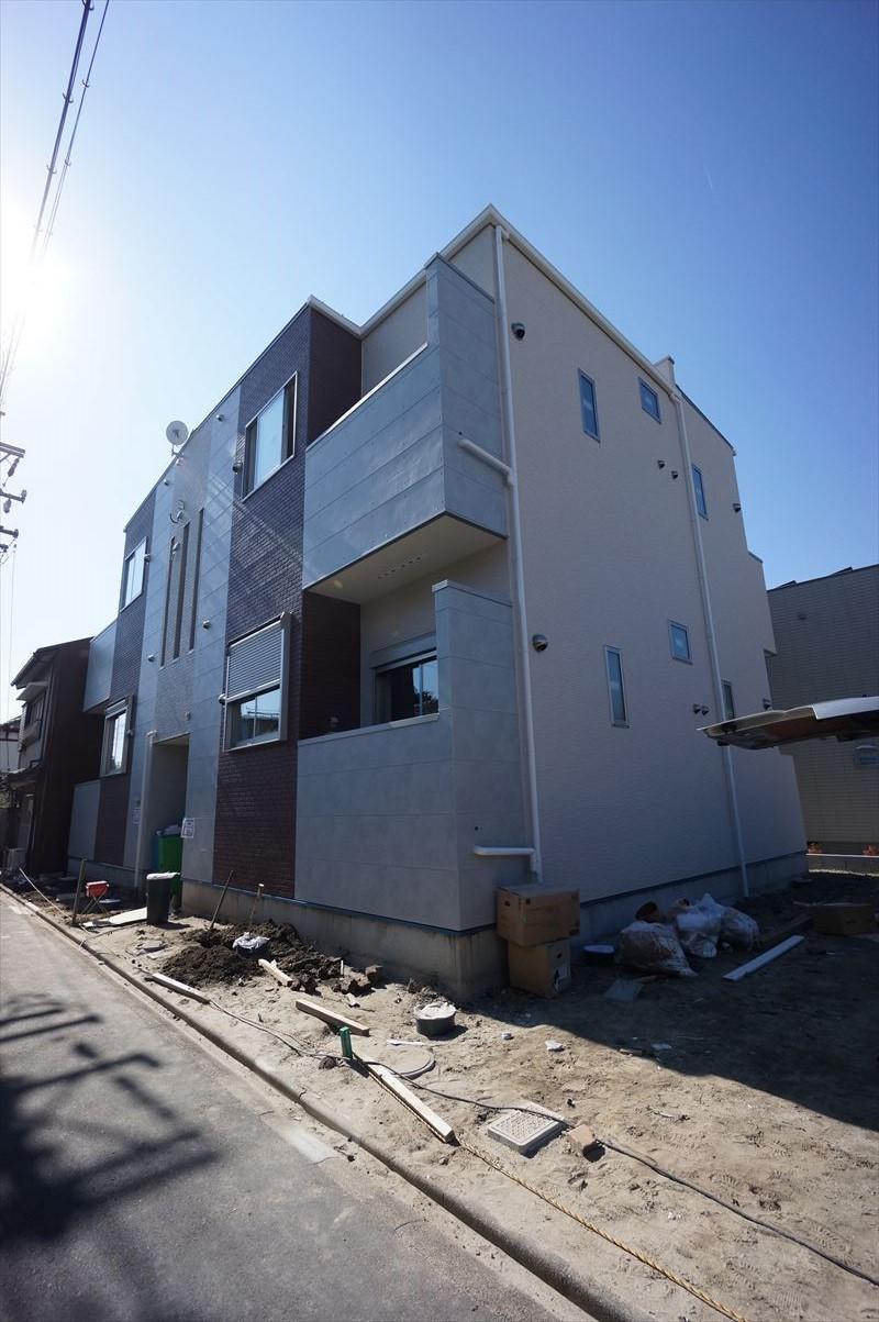 愛知県名古屋市中村区、名古屋駅徒歩11分の新築 2階建の賃貸アパート