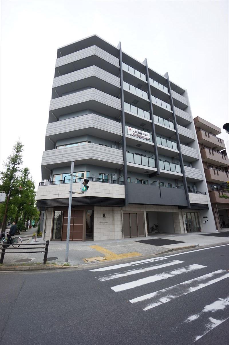 愛知県名古屋市中区、東別院駅徒歩9分の新築 7階建の賃貸マンション
