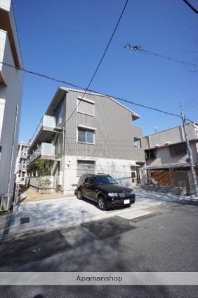 愛知県名古屋市中村区、名古屋駅徒歩9分の新築 3階建の賃貸アパート