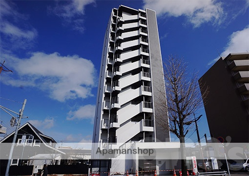 愛知県名古屋市東区、矢田駅徒歩18分の新築 12階建の賃貸マンション