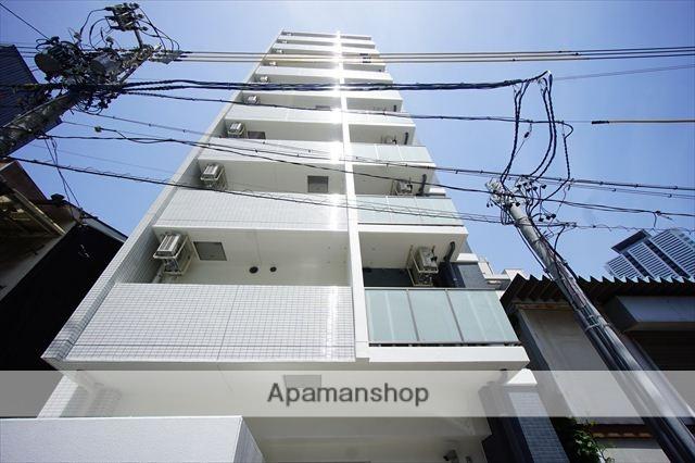 愛知県名古屋市中村区、名古屋駅徒歩5分の新築 10階建の賃貸マンション