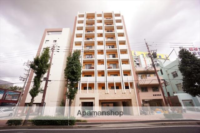 愛知県名古屋市中区、山王駅徒歩12分の築7年 10階建の賃貸マンション