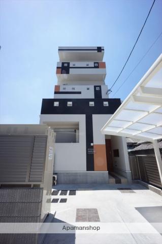 愛知県名古屋市西区、浄心駅徒歩14分の新築 4階建の賃貸マンション