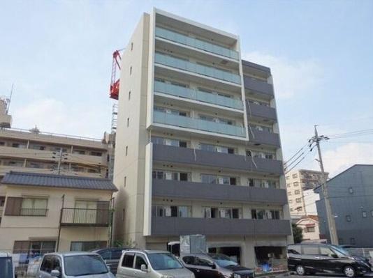 愛知県名古屋市中村区、名古屋駅徒歩12分の新築 8階建の賃貸マンション