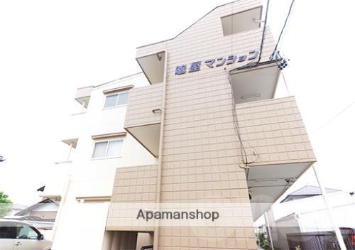 愛知県一宮市、開明駅徒歩28分の築27年 3階建の賃貸マンション