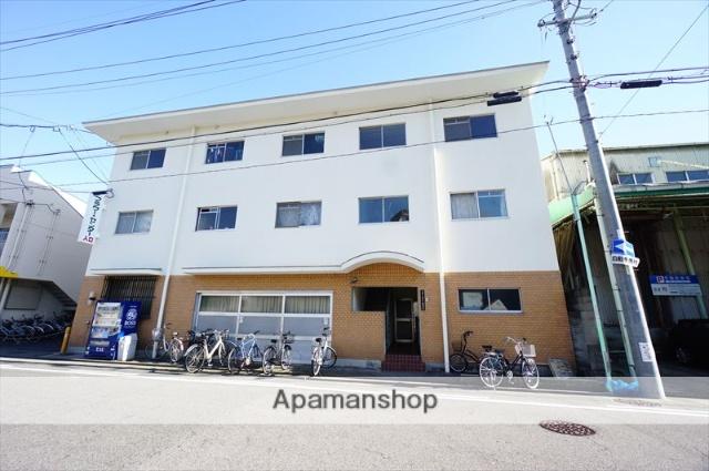愛知県名古屋市中区、山王駅徒歩16分の築34年 3階建の賃貸マンション