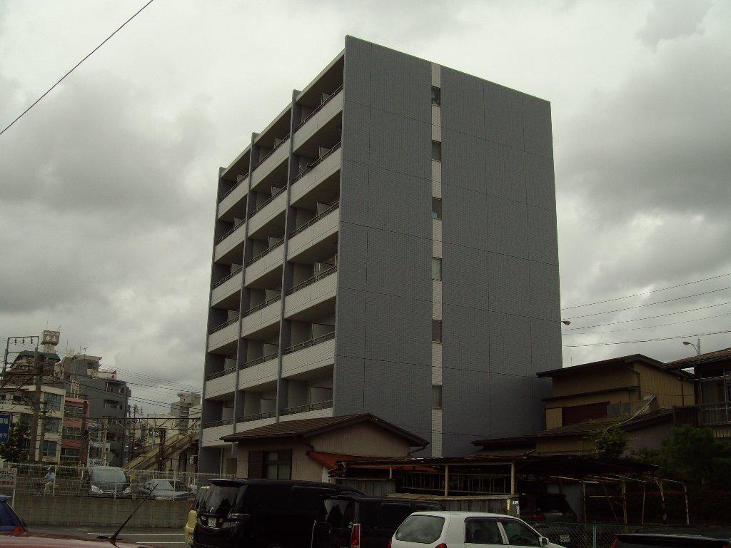 愛知県名古屋市熱田区、金山駅徒歩7分の築10年 7階建の賃貸マンション